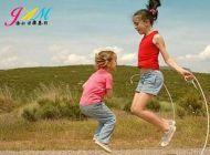 儿童跳绳有什么好处