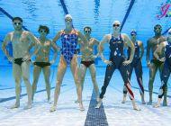 水中的运动项目都有哪些?
