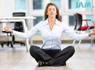 办公室轻松瑜伽15分钟拥有美妙身材——瑜伽篇二