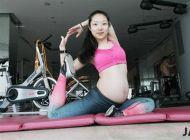 怀孕9个月坚持健身 孕妇适量运动好处多