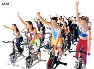 动感单车五种骑法,健美线条练出来
