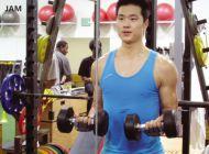 怎样使用器械锻炼,打好健美基础