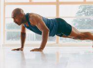 俯卧撑的做法与好处 让你零元重塑完美身材