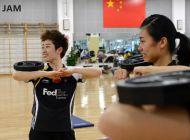 羽毛球运动力量素质训练