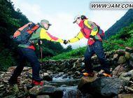 登山运动必知的健康步法