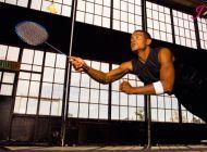 眼明手快 羽毛球运动强心又减肥