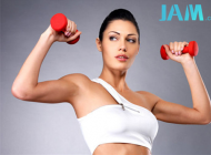超易减肥操 甩掉节日肥