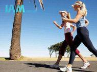 快走VS慢跑 哪个减肥运动更适合你? 快走篇