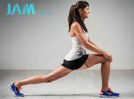 5分钟美腿操让你翘臀大长腿! 美腿篇