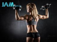 瘦身减肥操练起来 让你抹平小肚子!