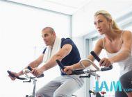 减肥健身的好帮手——动感单车