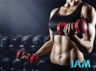 增强肌肉力量又减脂——哑铃健身