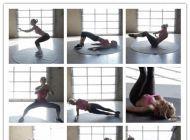 腰粗腿肥怎么减 九个训练动作来帮你