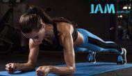 不伤膝盖又超燃脂的运动——平板支撑