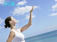瑜伽减肥之腰背减肥篇