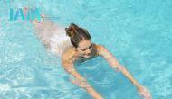适合夏季的有氧运动——游泳