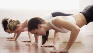 6个瑜伽缓解肩颈酸痛 上班族看过来