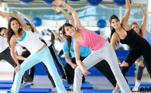 适合办公族的健身运动 指南