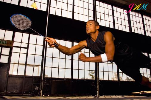 眼明手快 羽毛球运动强心又减肥 项目